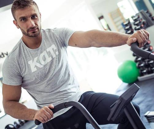 Mateusz Siudak trener Better Body